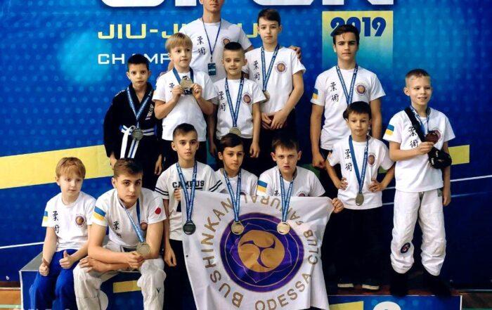 Кропивницкий Open Jiu-Jitsu Championship 2019